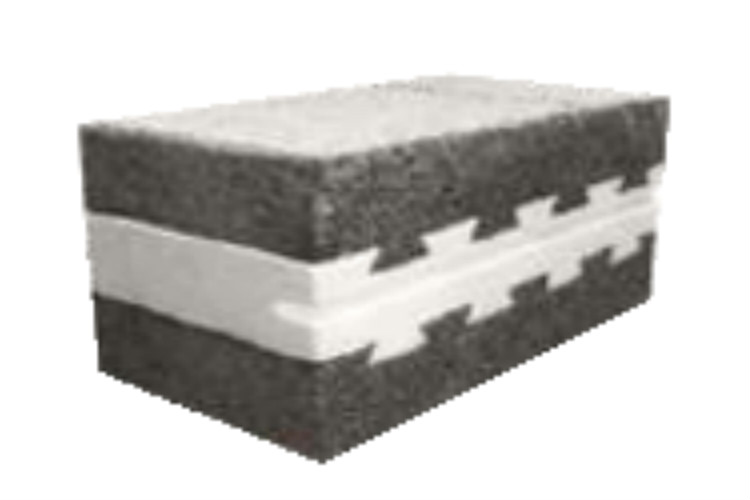 Thermo Insulated Block